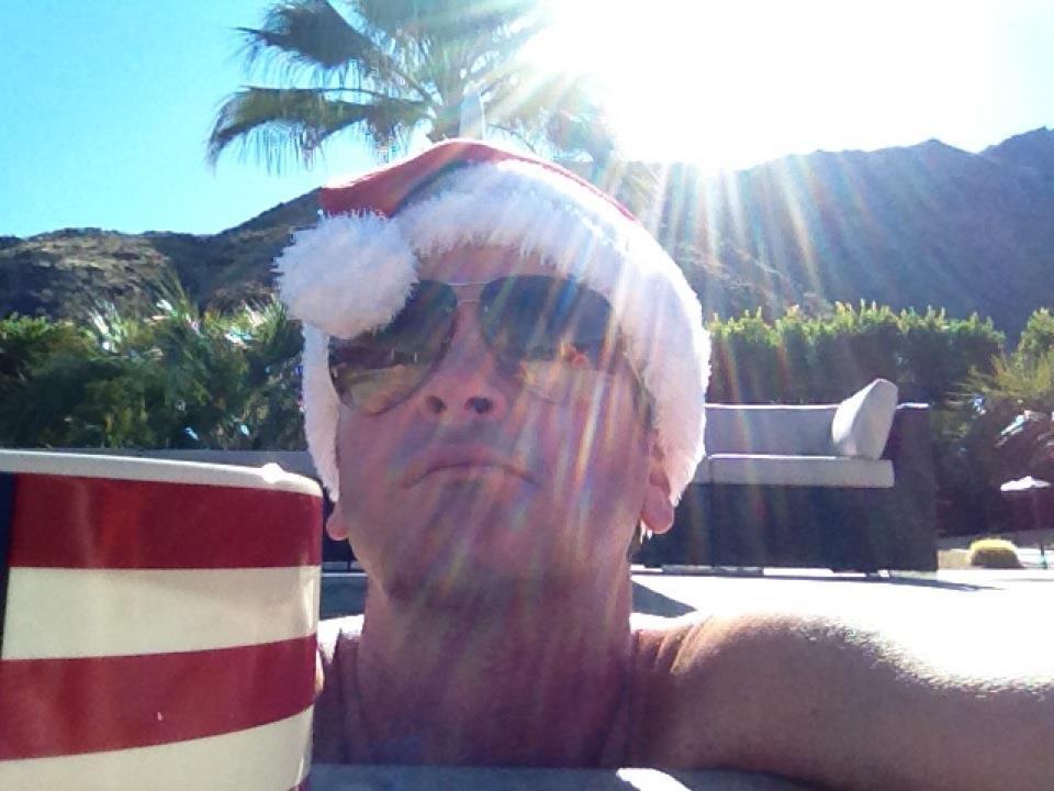 Alan Greenhalgh Christmas Palm Springs